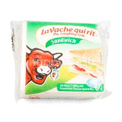 The Laughing Cow Sandwich Cheese Slices (10 Slices)