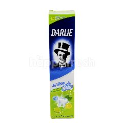 Darlie All Shiny White Lime Mint Toothpaste