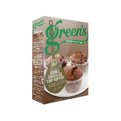 Green's Double Chocolate Chip Muffin Mix