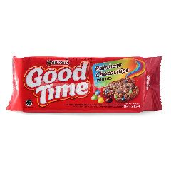 Good Time Kukis Taburan Coklat Warna-Warni
