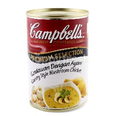 Campbell's Premium Selection Country Style Mushroom Chicken
