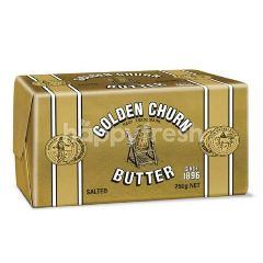 Golden Churn Foiled Wrapped Salted Butter 250G