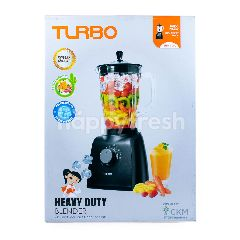 Turbo Heavy Duty Blender EHM 8000 Hitam