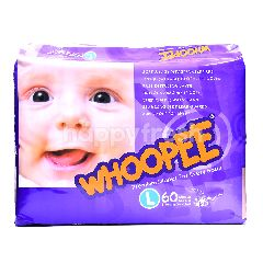 WHOOPEE Premium Diapers - L