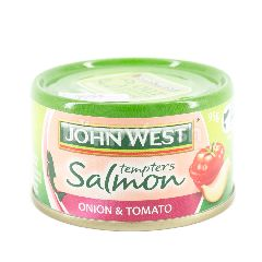 John West Tempters Salmon Onion & Tomato