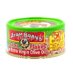 Ayam Brand Saba Flakes In Extra Virgin Olive Oil