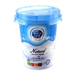 Dutch Lady Yoghurt Low Fat Natural Cup
