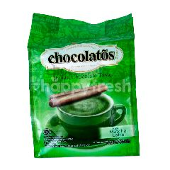 Chocolatos Italian Chocolate Taste Matcha Latte Drinks