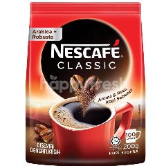 Nescafe Classic Instant Coffee Powder (200G)