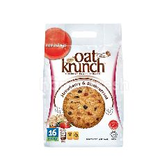 Munchy's Oat Krunch Strawberry And Blackcurrant Biscuit