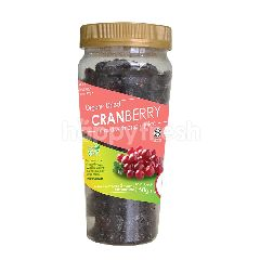 LOVE EARTH Organic Dried Cranberry