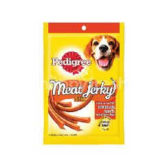 Pedigree Adult Dog Treats Meat Jerky Smoked Salmon 60G Dog Snack