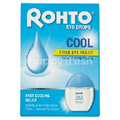 Rohto Tired Eye Relief - Cool