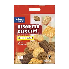 Meadows Assorted Biscuits (28 Packet)