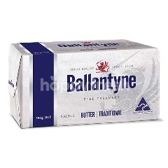 Ballantyne Pure Creamery Salted Foil Wrapped Butter 250G