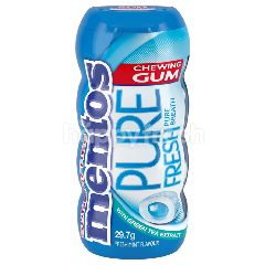 Mentos Pure Fresh Pure Breath With Green Tea Fresh Mint
