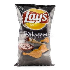 Lay's Barbecue Flavour Potato Chips