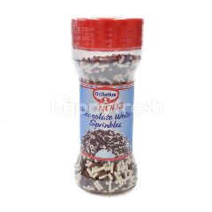 Dr. Oetker Chocolate White Sprinkles