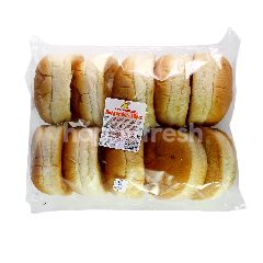 FUJI BAKERY Burger Bun 10Pcs