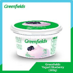 Greenfields Yogurt Rasa Bluberi
