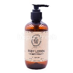 The Olive Tree Lavender Bergamot Body Lotion