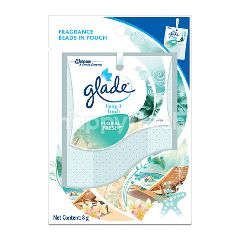 Glade Fragant Bag Floral Fresh Scent