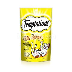 Temptations Cat Treat Adult Tasty Chicken 85G Cat Snack