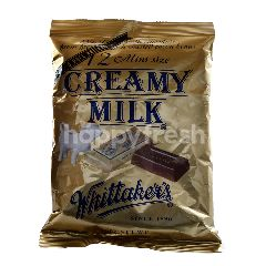 Whittaker's Creamy Milk Chocolate