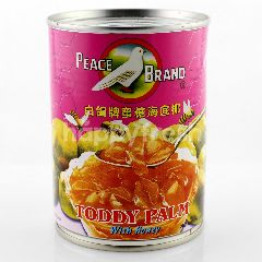 Peace Toddy Palm With Honey