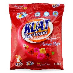 Kuat Harimau With Fragrance Of Aroma Rose