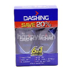 Dashing Twin Pack Cool Roll On Deodorant