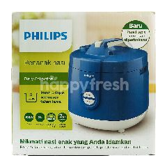 Philips Penanak Nasi Daily Collection HD3129 Biru