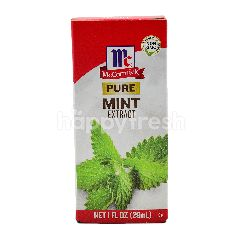 Mccormick Pure Mint Extract
