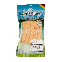 German Butcher Chicken Frankfurter Sausage