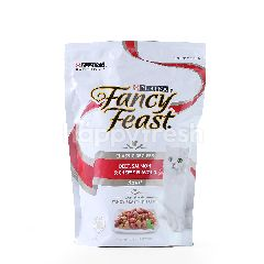 Purina Fancy Feast Classic Recipes Beef, Salmon & Cheese Flavour Adult