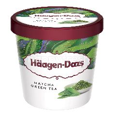 Haagen-Dazs Green Tea Ice Cream