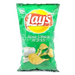 Lays Sour Cream & Onion Chips