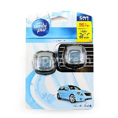 Ambi Pur Sky Breeze Air Freshener (2 Pieces)