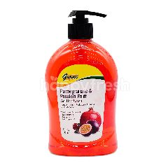 Giant Pomegranate And Passion Fruit Gel Handwash
