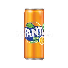 Fanta Orange Flavoured Carbonated Soft Drink 320ml