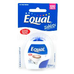 Equal Sweetener Instead Sugar Tablets Dispenser