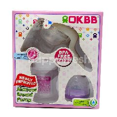 OKBB Manual Breast Pump
