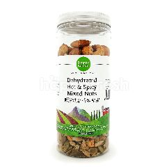 SIMPLY NATURAL Dehydrated Hot & Spicy Mixed Nuts