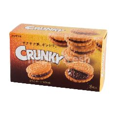 Lotte Crunky Chocolate Flavour