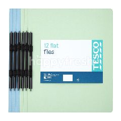 Tesco Flat File (12 pieces)