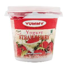 Yummy Yogurt Rasa Stroberi