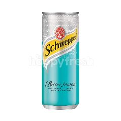 Schweppes Bitter Lemon Carbonated Soft Drink 320ml