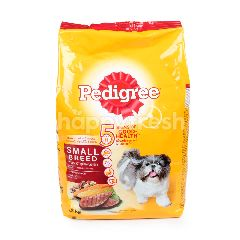 Pedigree Grilled Liver Flavour For Small Breed Dog Food