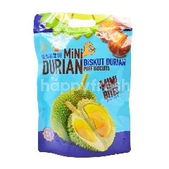 Yee Hup Mini Durian Puff Biscuits