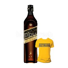 Johnnie Walker Double Black & FREE T-Shirt